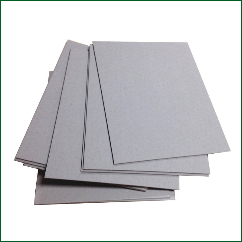 Gray Paperboard & Carton Size